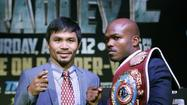 Bradley says he's equipped to box and brawl with Pacquiao