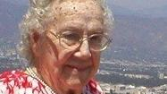 Leora Elvira (Cox) Nylander<br/>  February 17, 1922 - March 24, 2014
