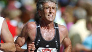Frank Shorter still keeps an impressive pace