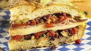 Muffuletta: Engineering a sandwich