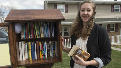 Lehigh Valley borrowing novel idea to share books