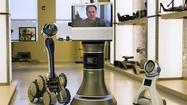 I, robot employee