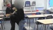 Uproar over classroom scuffle reflects a profession under siege