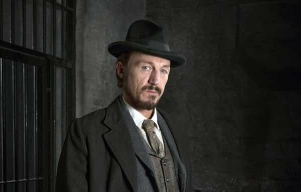 """Ripper Street"" wraps its second season on BBC America. With Jerome Flynn."
