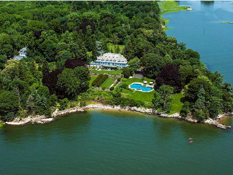Connecticut estate sells for $120 million, a U.S. record