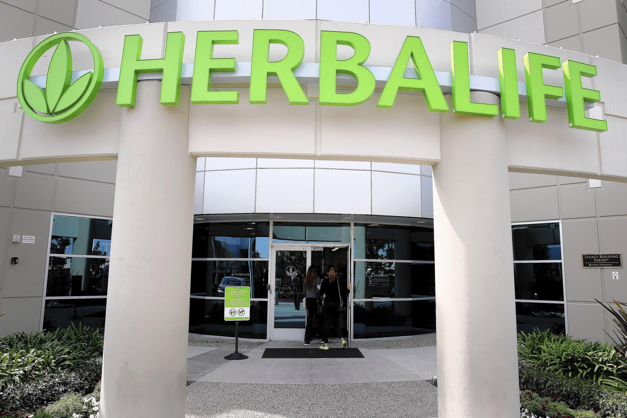 Law enforcement sources have confirmed that the U.S. Justice Department and FBI have been investigating Herbalife Ltd. for several months. The company's Los Angeles distribution center in Carson, Calif., is pictured.