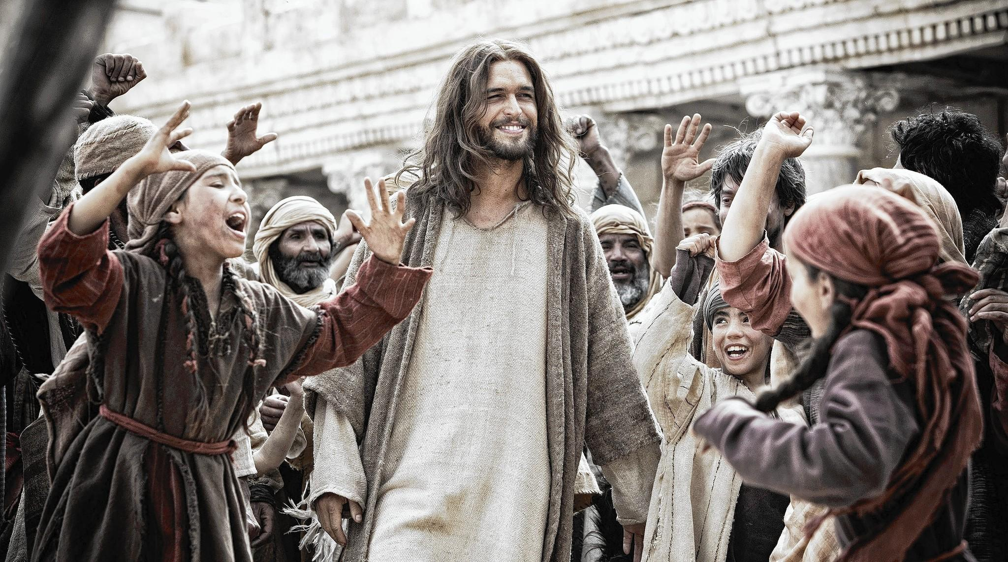 """Son of God"" starring Diogo Morgado as Jesus was adapted into a feature film from the History Channel's ""The Bible"" miniseries."