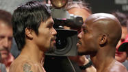 Manny Pacquiao says Timothy Bradley looks nervous