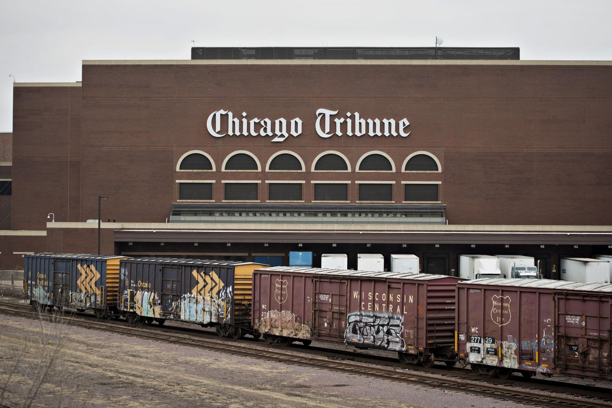 The new Tribune Publishing Co. will own the Los Angeles Times, the Chicago Tribune and other newspapers