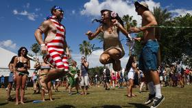 Coachella 2014: Weekend 1, day 1