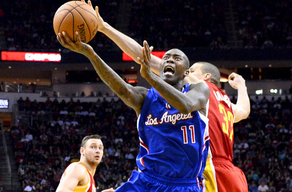 Clippers guard Jamal Crawford last played in a game March 29 at Houston.
