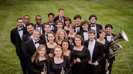 Symphonic Band Performs April 25 at Trinity International University