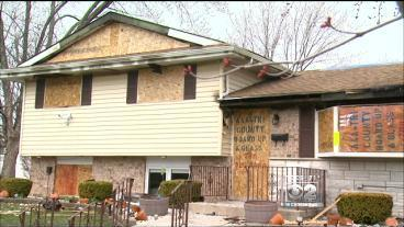 Elderly Woman Dies In Tinley Park Fire