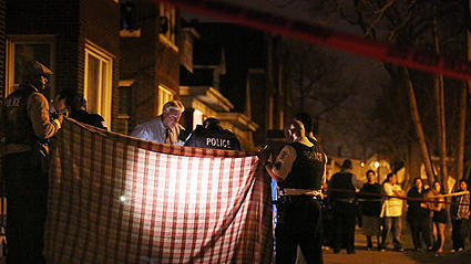 Video: Multiple shootings on city's South and West sides