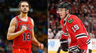 Ten Commandments of Postseason for Bulls, Hawks