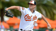 Left-hander Brian Matusz returns, pitches two-thirds of an inning in loss to Blue Jays