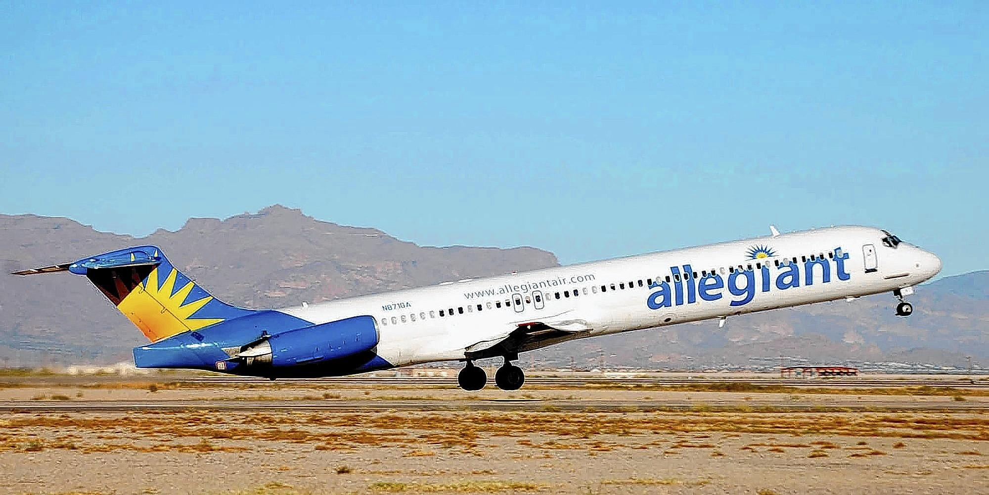 Allegiant Air now offers wider seats with more legroom on its Boeing 757 jets