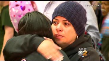 Loved Ones Welcome Kids Home To SoCal After Deadly Bus Crash