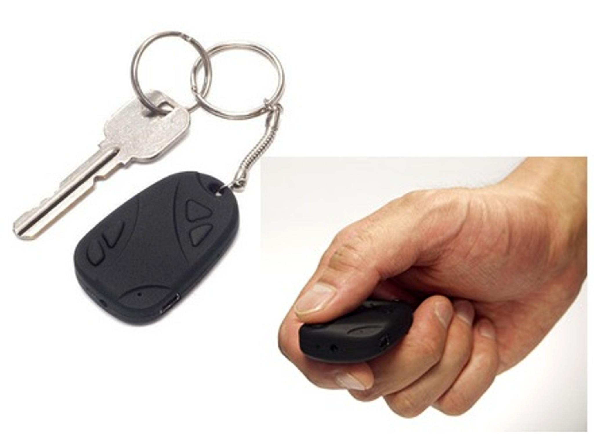 Swann's HD RemoteCam can shoot videos and stills in its disguise as a car remote.