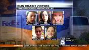 More Victims in Fatal Bus Crash ID'd as NTSB Investigation Continues