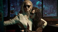Tilda Swinton talks 'Only Lovers Left Alive' and what she finds strange