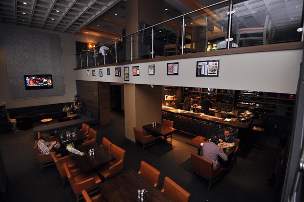 The Restaurant 2 N Charles St 443 692 6172