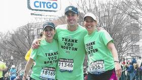 South suburban runners ready for return to Boston