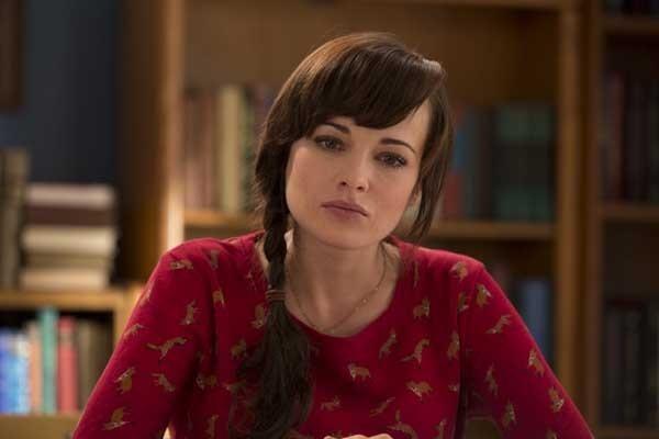 "Jenna (Ashley Rickards) in season three of MTV's ""Awkward."""