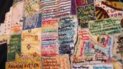 Crafters speak on homicide quilt
