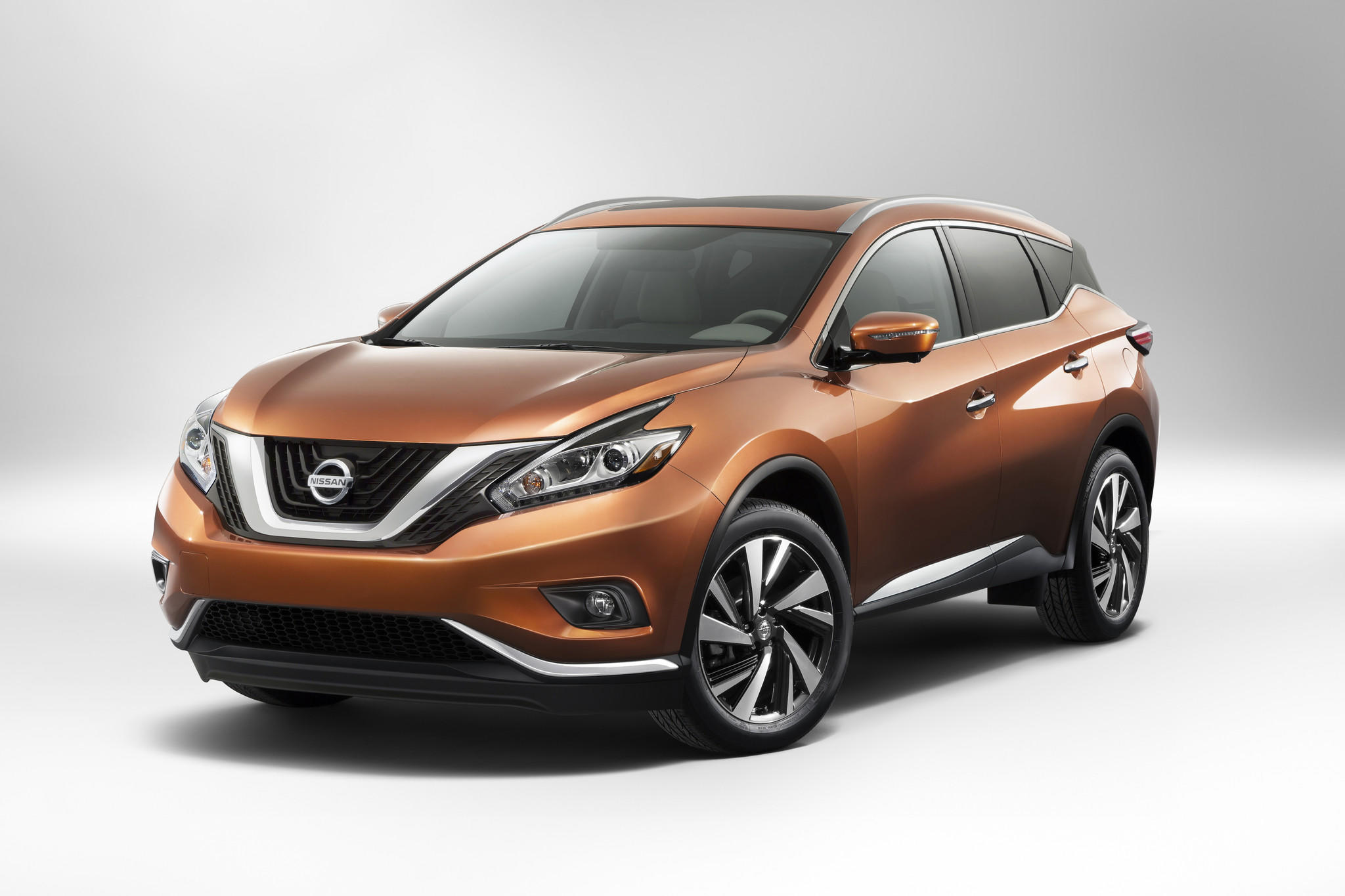 The 2015 nissan murano will be unveiled at the 2014 new york auto show this week