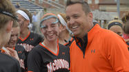 McDonogh girls lacrosse team wins 103rd consecutive game to tie national record