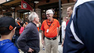 Orioles Alumni Director Bill Stetka [Pictures]