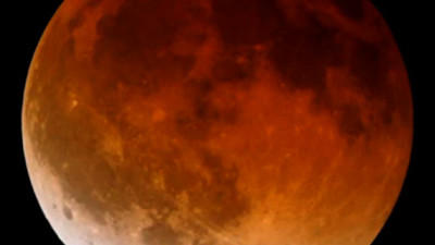 NASA Showcases Lunar Eclipse