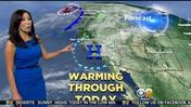 Amber Lee's Weather Forecast (April 15)