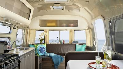 Santa Barbara: An AKA Beverly Hills suite in an Airstream trailer? Yes
