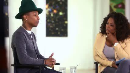 Video: Oprah Winfrey Interviews Pharrell Williams