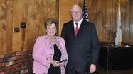 Supervisor's community service award winners recognized