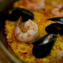 Savor the sea in Bar Pintxo's paella