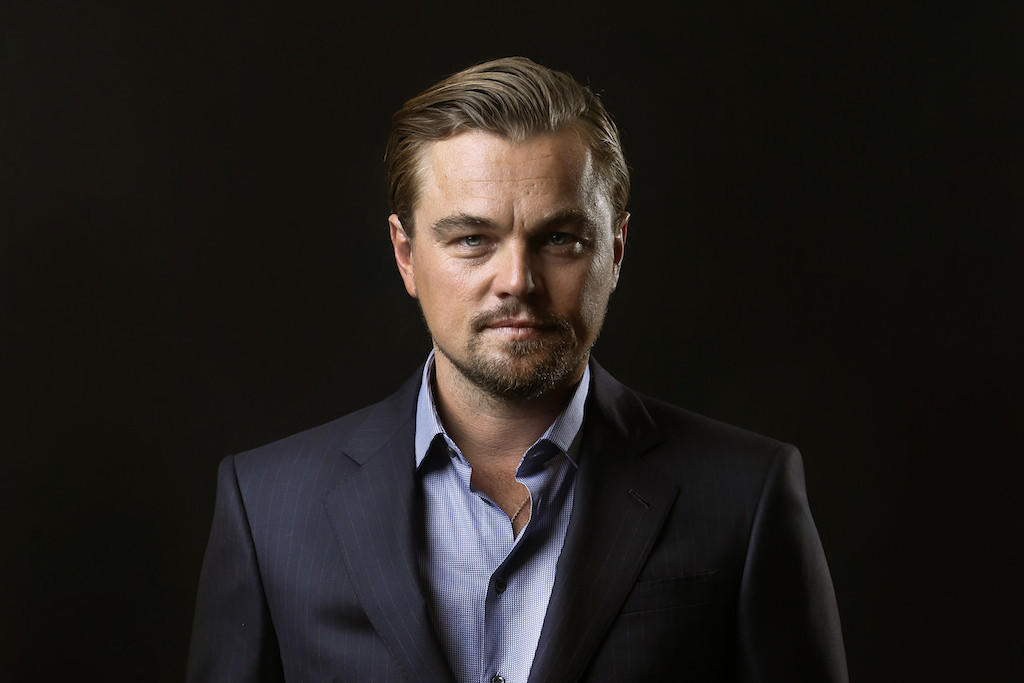 "Leonardo DiCaprio will star in the upcoming thriller ""The Revenant."""