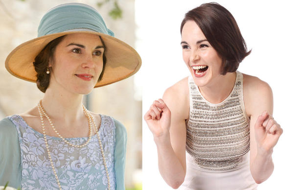 Michelle Dockery plays Lady Mary Josephine Crawley, the eldest daughter of Lord and Lady Grantham.