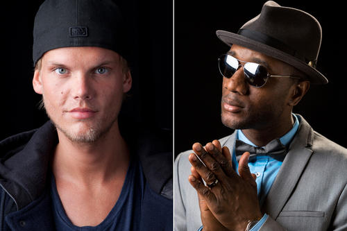"""When an internationally known DJ meets a soul singer you get ... Electro-bluegrass? Swedish DJ Avicii teamed up with Blacc for the single """"Wake Me Up,"""" a hyper, electronic dance single with country flair that has reigned as No. 1 in 22 countries since its summertime debut."""