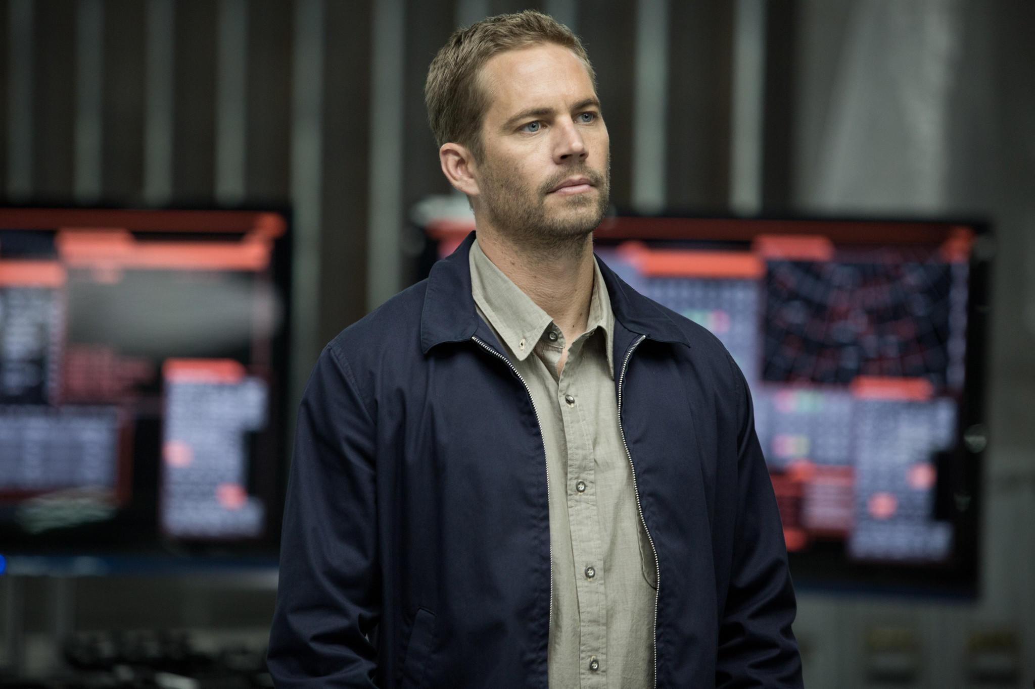 """Paul Walker in """"Fast & Furious 6."""""""