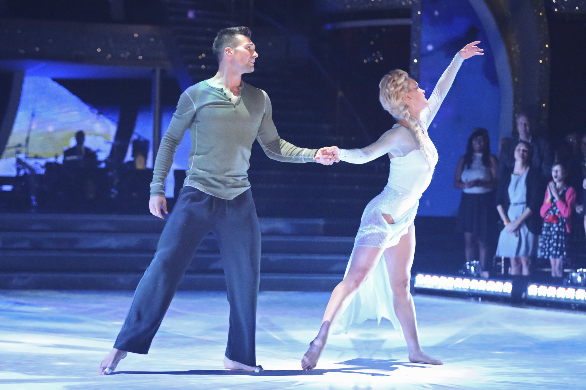 James maslow dancing with the stars frozen sweepstakes