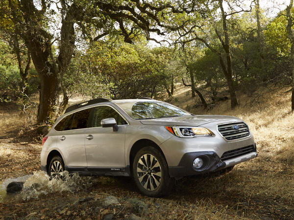 Riding strong recent sales, Subaru introduces a new, roomier version of its flagship Outback.