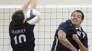 Photo Gallery: Flintridge Prep vs. Chadwick boys' volleyball
