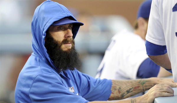 The Dodgers activated reliever Brian Wilson from the disabled-list on Tuesday while optioning Paco Rodriguez to triple-A Albuquerque.