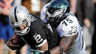 Defensive line changes in store for Eagles
