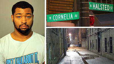 Suspect charged in Lakeview sexual assault