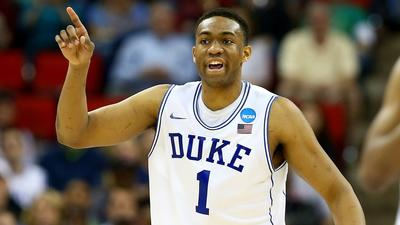 Duke's Jabari Parker to enter NBA draft