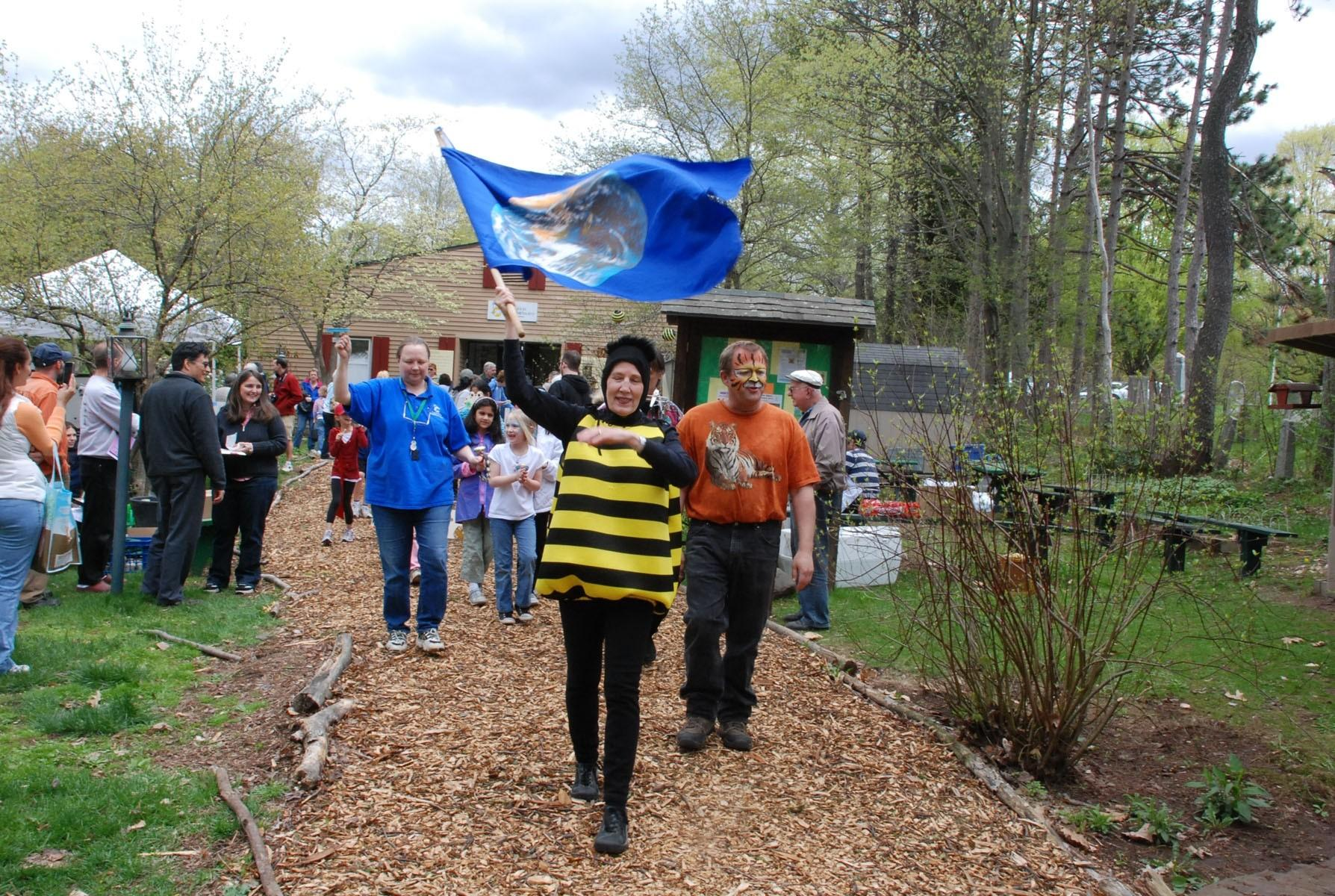 The Connecticut Audubon Society Center at Glastonbury will host its 25th annual Earth Day celebration.